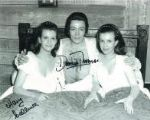 Damien Thomas & Mary Collinson - Genuine Signed Autograph (4)